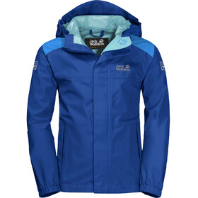 Jack Wolfskin Oak Creek Jacket Kids active blue